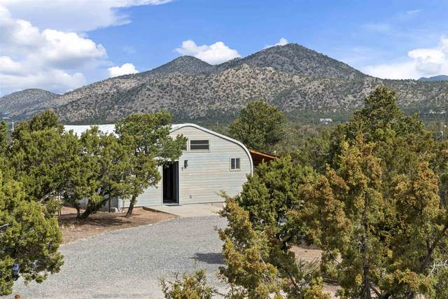 7-B Zonie  Way, Santa Fe, NM 87505 (MLS #202101475) :: The Very Best of Santa Fe