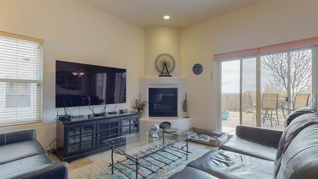 3751 Valmora, Santa Fe, NM 87505 (MLS #202101483) :: The Very Best of Santa Fe