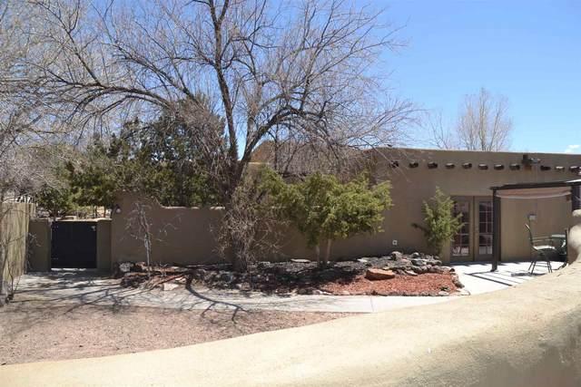 28A Ojitos Trail, Espanola, NM 87532 (MLS #202101485) :: The Very Best of Santa Fe