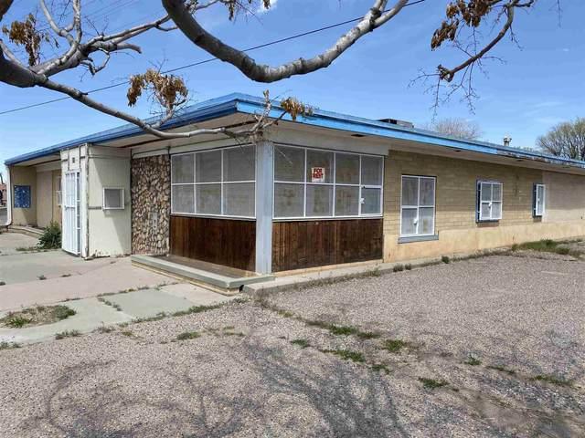 111 Railroad Avenue, Espanola, NM 87532 (MLS #202101507) :: The Very Best of Santa Fe