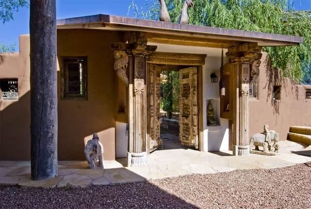 14 Destierro Trail, Santa Fe, NM 87506 (MLS #202101508) :: The Very Best of Santa Fe