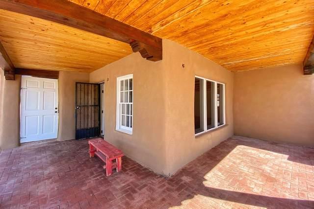 1461 Cochiti, Santa Fe, NM 87505 (MLS #202101527) :: Summit Group Real Estate Professionals