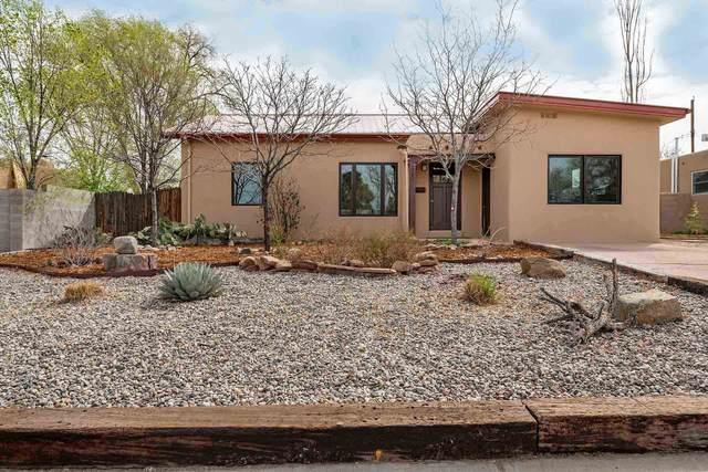 1307 Lujan, Santa Fe, NM 87505 (MLS #202101541) :: Summit Group Real Estate Professionals
