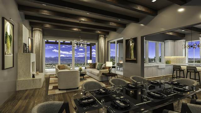4008 Enclave Way, Lot 33, Santa Fe, NM 87506 (MLS #202101551) :: Neil Lyon Group   Sotheby's International Realty