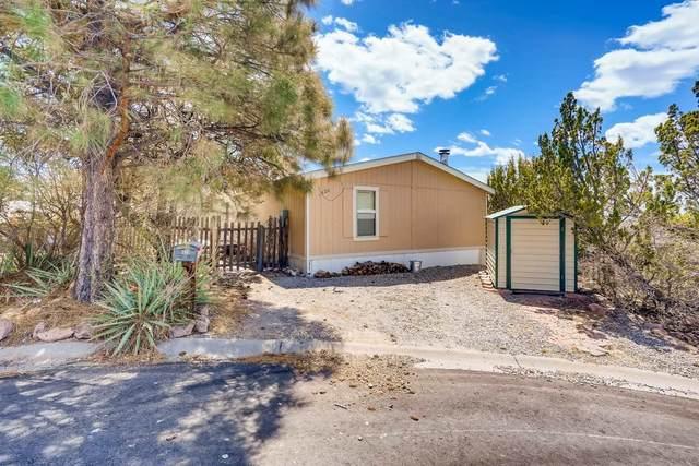 1520 Yuma, Los Alamos, NM 87544 (MLS #202101567) :: Neil Lyon Group | Sotheby's International Realty