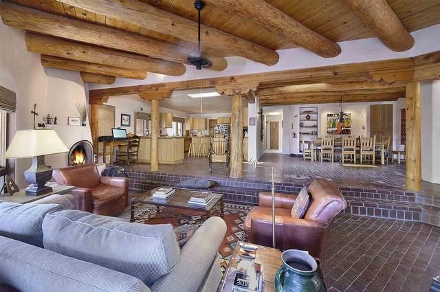 171 County Rd 74, Santa Fe, NM 87506 (MLS #202101585) :: Stephanie Hamilton Real Estate