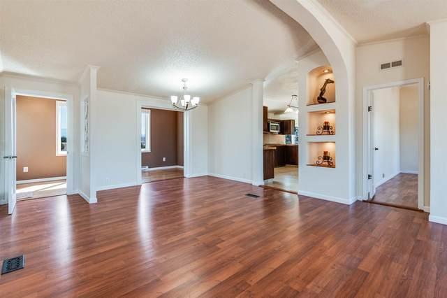 10 Calle Cristoval, Santa Fe, NM 87507 (MLS #202101590) :: The Very Best of Santa Fe