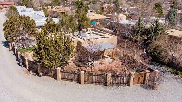 2372 B Camino Hualapai, Santa Fe, NM 87505 (MLS #202101631) :: Summit Group Real Estate Professionals