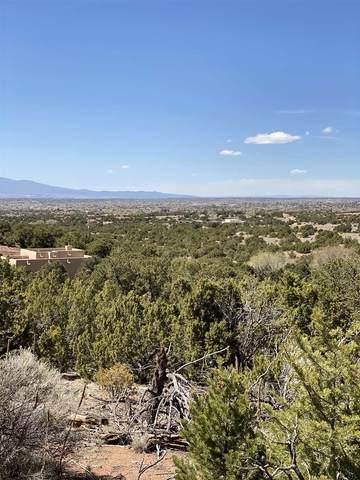 52 E Old Agua Fria, Santa Fe, NM 87508 (MLS #202101635) :: The Very Best of Santa Fe