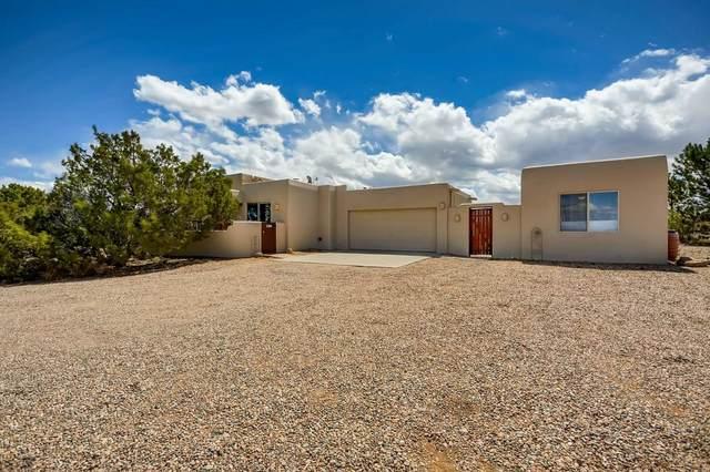 1 Recado Road, Santa Fe, NM 87508 (MLS #202101664) :: Stephanie Hamilton Real Estate