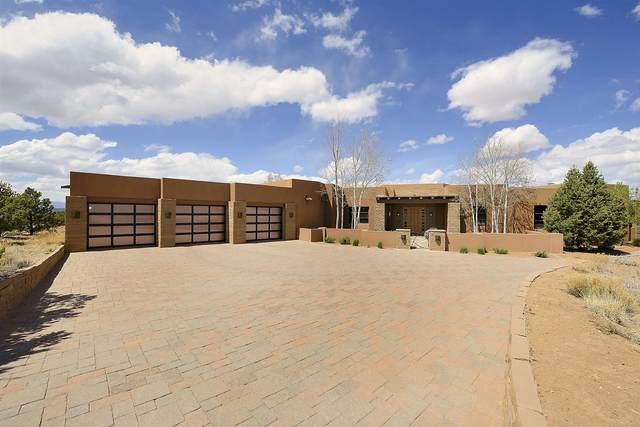 100 Wildhorse, Santa Fe, NM 87506 (MLS #202101665) :: Stephanie Hamilton Real Estate
