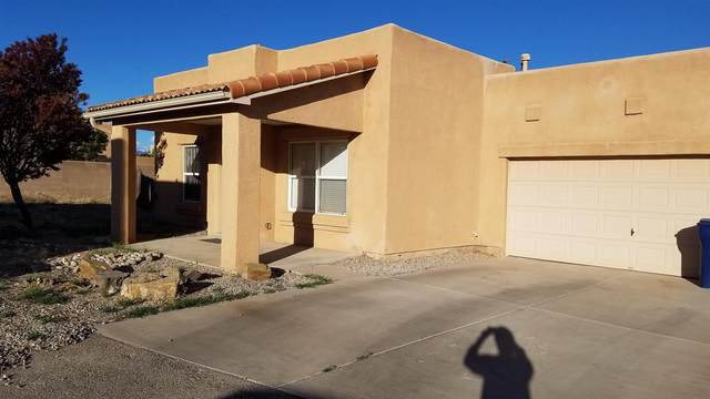 6967 Golden Mesa, Santa Fe, NM 87507 (MLS #202101673) :: The Very Best of Santa Fe