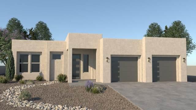 61 Confianza, White Rock, NM 87547 (MLS #202101701) :: Neil Lyon Group | Sotheby's International Realty