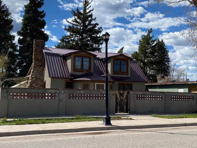 257 Terrace Ave, Chama, NM 87520 (MLS #202101710) :: The Very Best of Santa Fe