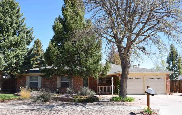 480 Pruitt Ave, White Rock, NM 87547 (MLS #202101720) :: Summit Group Real Estate Professionals