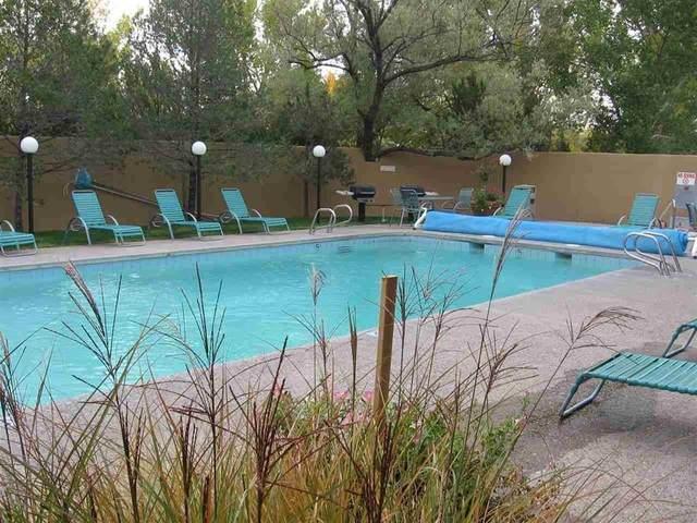 941 Calle Mejia #1405, Santa Fe, NM 87501 (MLS #202101724) :: Summit Group Real Estate Professionals