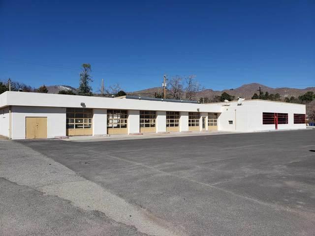 1399 Diamond, Los Alamos, NM 87544 (MLS #202101744) :: Neil Lyon Group | Sotheby's International Realty