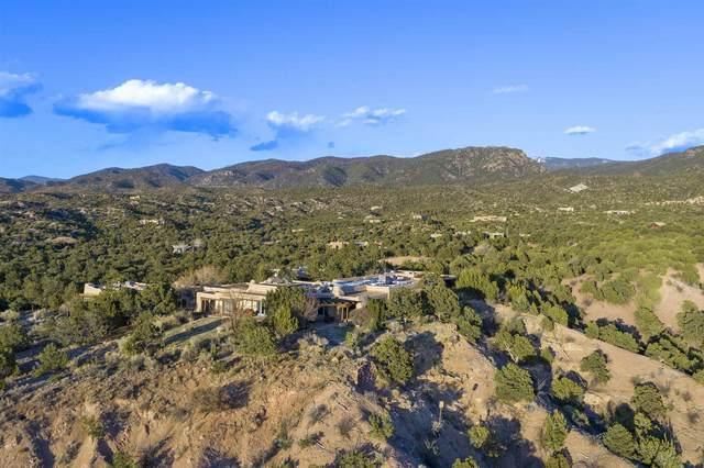 4 Camino Sabio, Santa Fe, NM 87506 (MLS #202101745) :: Stephanie Hamilton Real Estate