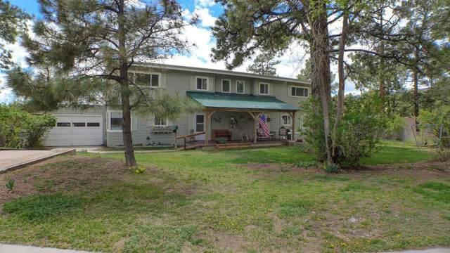 3841 Villa Street, Los Alamos, NM 87544 (MLS #202101774) :: Neil Lyon Group | Sotheby's International Realty