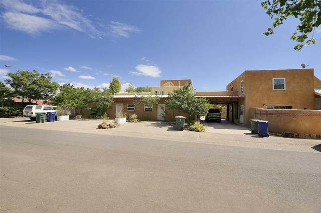 812 Calle Saragosa Units 1A 1B 2 3 4, Santa Fe, NM 87505 (MLS #202101783) :: Stephanie Hamilton Real Estate