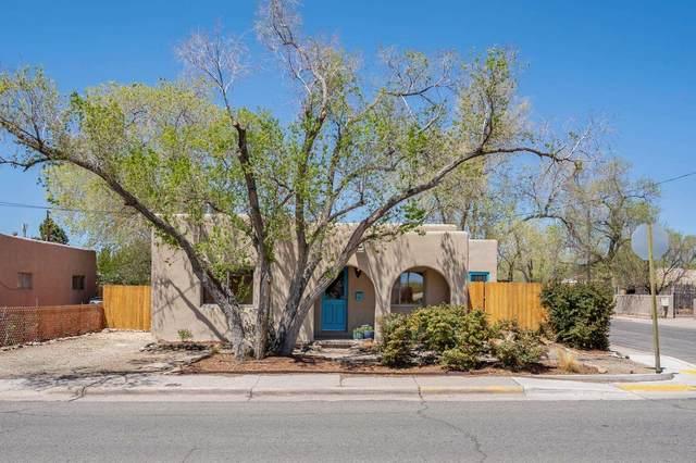 1101 Hickox St, Santa Fe, NM 87505 (MLS #202101784) :: Neil Lyon Group | Sotheby's International Realty