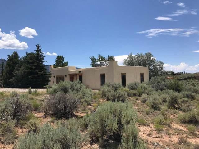 32 Camino Campana, Taos, NM 87571 (MLS #202101790) :: Summit Group Real Estate Professionals