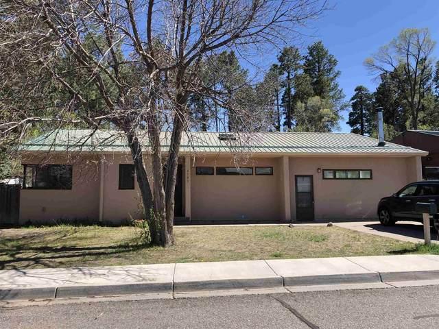 4583 Ridgeway Dr, Los Alamos, NM 87544 (MLS #202101792) :: Neil Lyon Group | Sotheby's International Realty