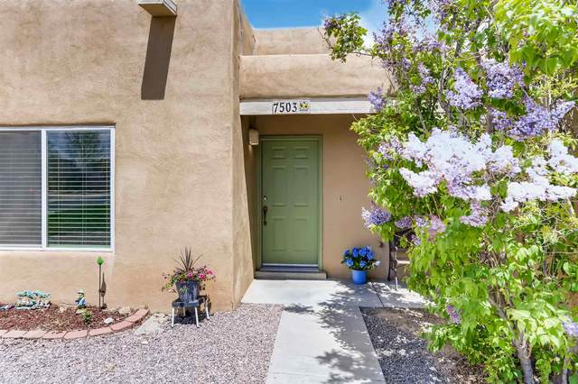 7503 Kachina Loop, Santa Fe, NM 87507 (MLS #202101797) :: The Very Best of Santa Fe