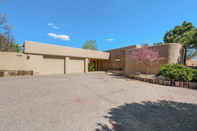 408 Graham Avenue, Santa Fe, NM 87501 (MLS #202101814) :: The Very Best of Santa Fe