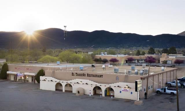 819 Paseo Del Pueblo Sur, Taos, NM 87571 (MLS #202101818) :: Summit Group Real Estate Professionals