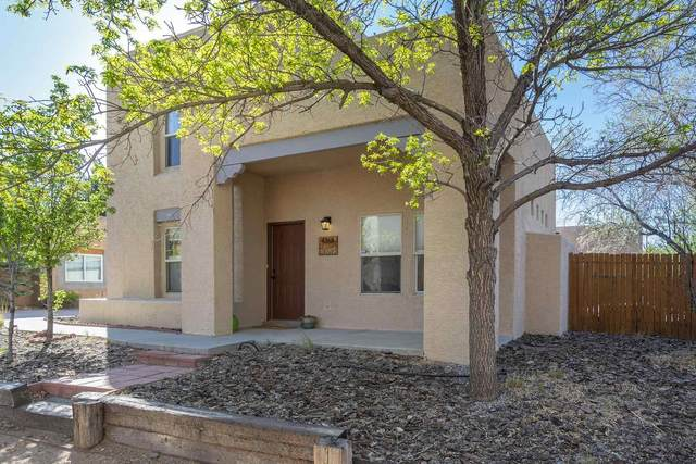 4368 Sierra Blanca, Santa Fe, NM 87507 (MLS #202101821) :: Summit Group Real Estate Professionals