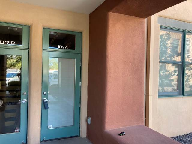 1012 Marquez Place 107A, Santa Fe, NM 87505 (MLS #202101827) :: Stephanie Hamilton Real Estate