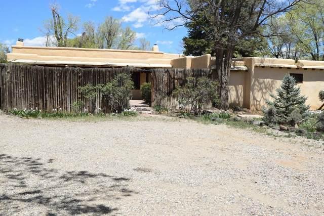 119 Cruz Alta Rd, Taos, NM 87571 (MLS #202101828) :: Summit Group Real Estate Professionals