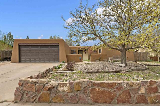 2816 Camino Del Bosque, Santa Fe, NM 87507 (MLS #202101830) :: Summit Group Real Estate Professionals