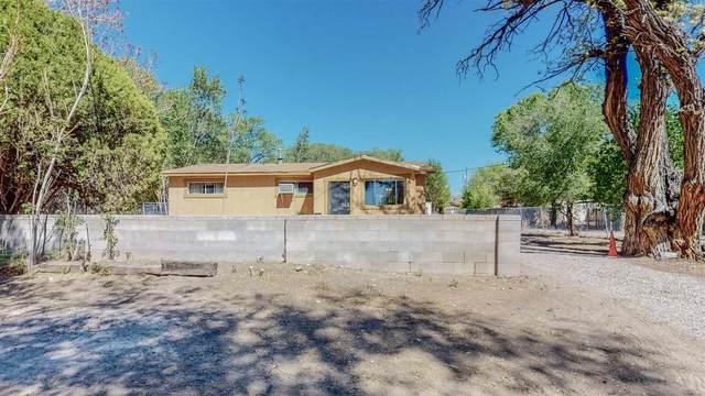 794 Nm State Road 22, Pena Blanca, NM 87041 (MLS #202101841) :: Summit Group Real Estate Professionals