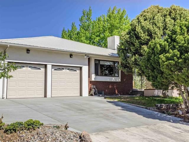 1845 Camino Mora, Los Alamos, NM 87544 (MLS #202101844) :: Summit Group Real Estate Professionals