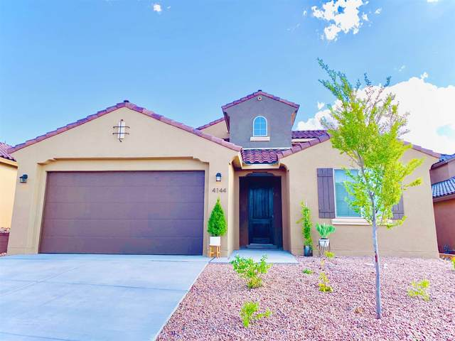 4144 Las Brisas, Santa Fe, NM 87507 (MLS #202101845) :: Summit Group Real Estate Professionals