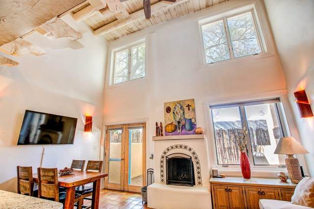 624 Galisteo Street #8, Santa Fe, NM 87505 (MLS #202101863) :: Stephanie Hamilton Real Estate