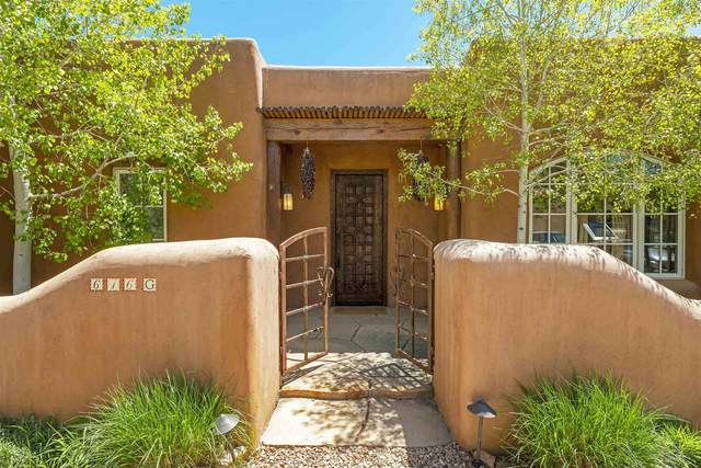 616 G E Alameda Street, Santa Fe, NM 87501 (MLS #202101870) :: Stephanie Hamilton Real Estate