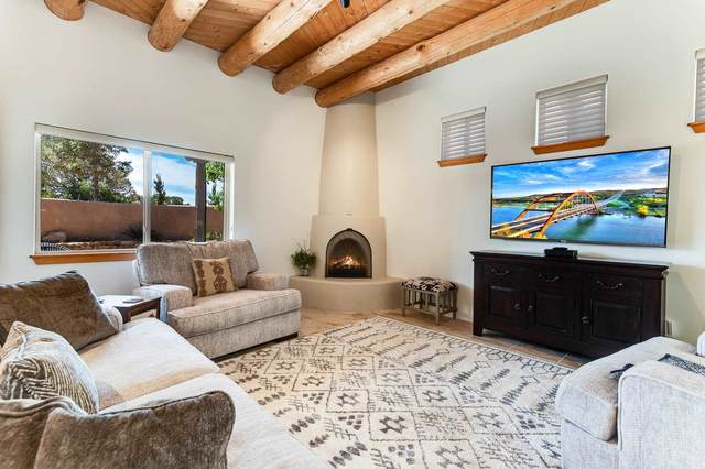 3088 Pueblo Puye, Santa Fe, NM 87507 (MLS #202101873) :: Stephanie Hamilton Real Estate