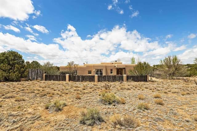 2 Isidro Road, Santa Fe, NM 87508 (MLS #202101879) :: Stephanie Hamilton Real Estate