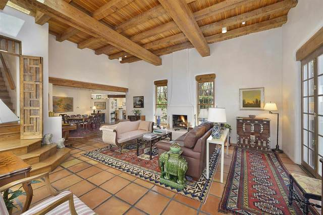 830 Acequia Madre, Santa Fe, NM 87505 (MLS #202101882) :: Stephanie Hamilton Real Estate