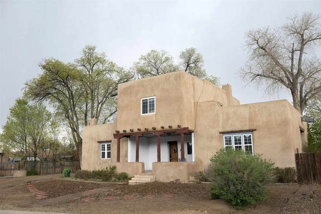 303 Pond Court, Taos, NM 87571 (MLS #202101893) :: Summit Group Real Estate Professionals