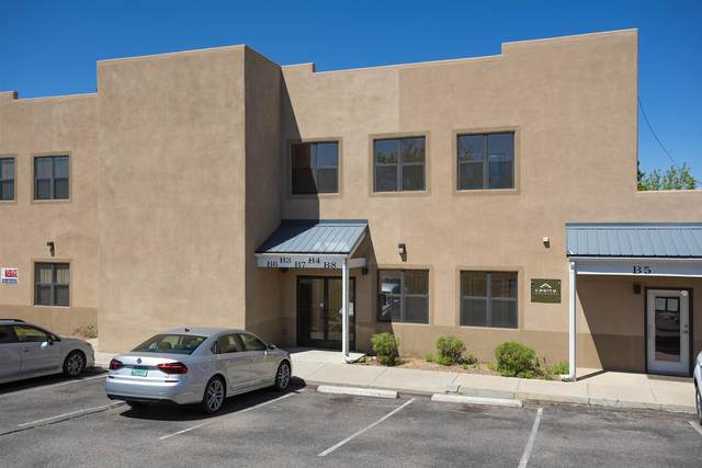 3600 Rodeo B-3, Santa Fe, NM 87507 (MLS #202101896) :: Summit Group Real Estate Professionals