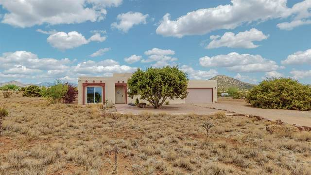 3 Caliente, Santa Fe, NM 87508 (MLS #202101899) :: Summit Group Real Estate Professionals
