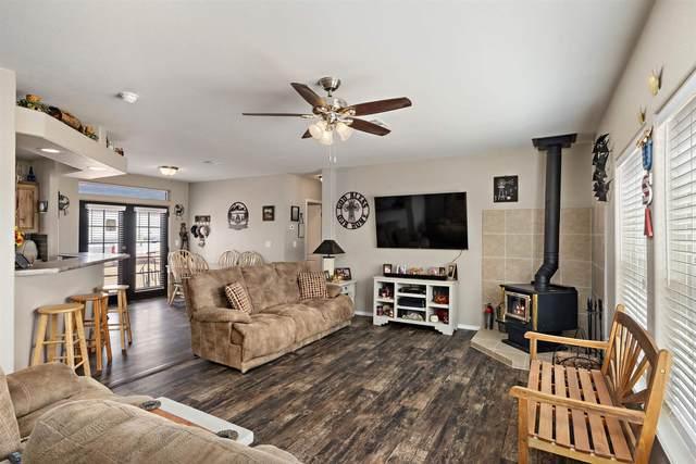 81 Cactus Drive, Medanales, NM 87548 (MLS #202101902) :: Berkshire Hathaway HomeServices Santa Fe Real Estate