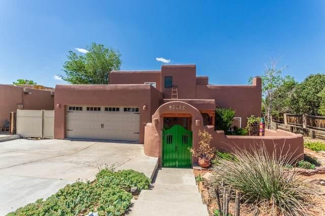 2932 Pueblo Alto, Santa Fe, NM 87507 (MLS #202101904) :: Summit Group Real Estate Professionals
