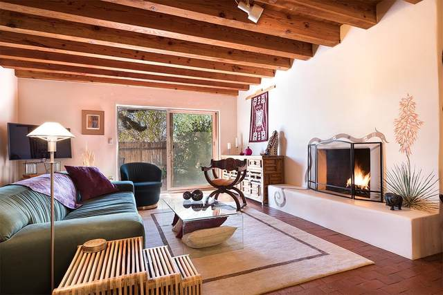 1314 Cibola Circle, Santa Fe, NM 87501 (MLS #202101917) :: Summit Group Real Estate Professionals