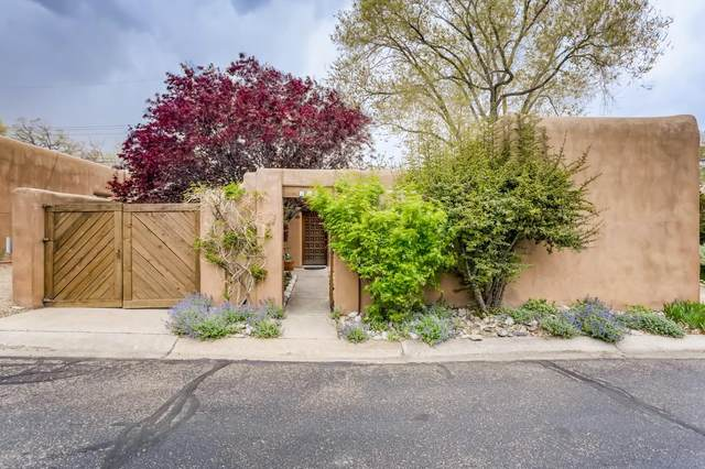 985 Agua Fria Street #113, Santa Fe, NM 87501 (MLS #202101918) :: Stephanie Hamilton Real Estate
