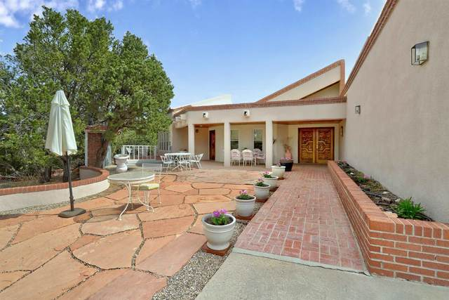 1095 Mansion Ridge, Santa Fe, NM 87501 (MLS #202101924) :: Stephanie Hamilton Real Estate